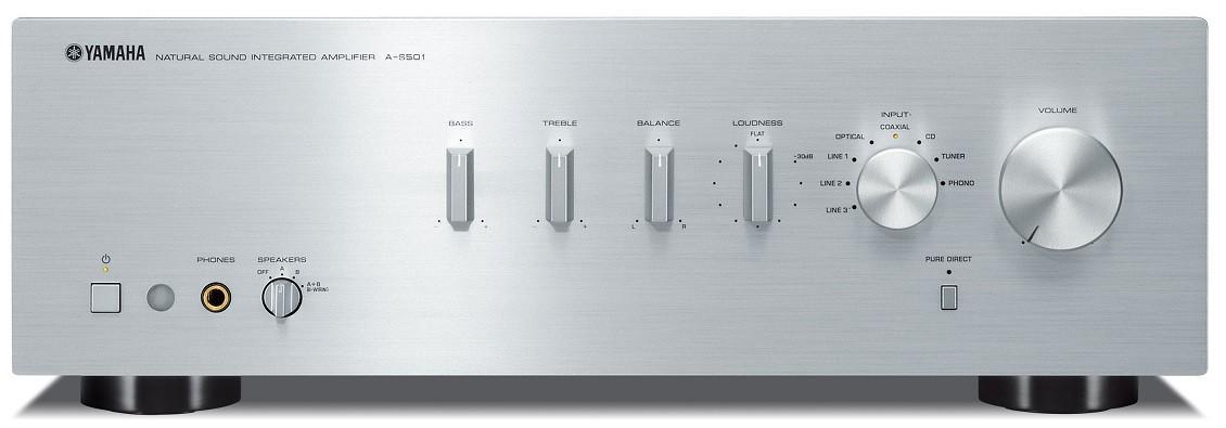 Yamaha - A-S501 Amplificateur intégré stéréo