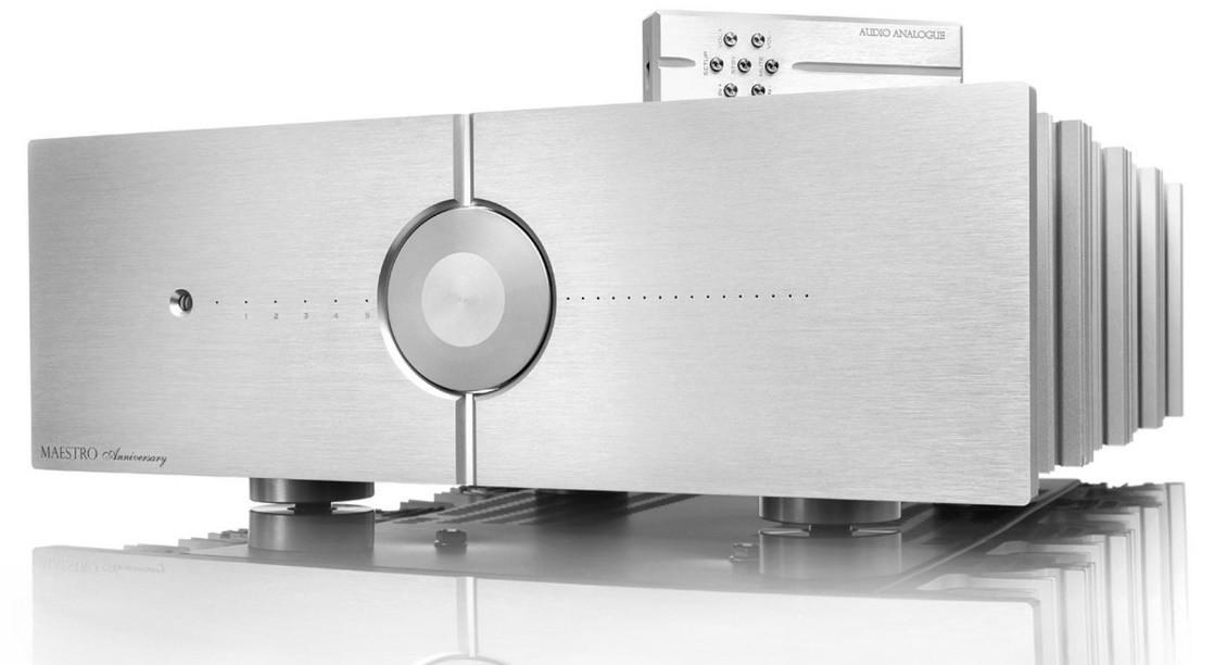 Audio Analogue - Maestro Anniversary Amplificateur intégré stéréo (Déstockage)