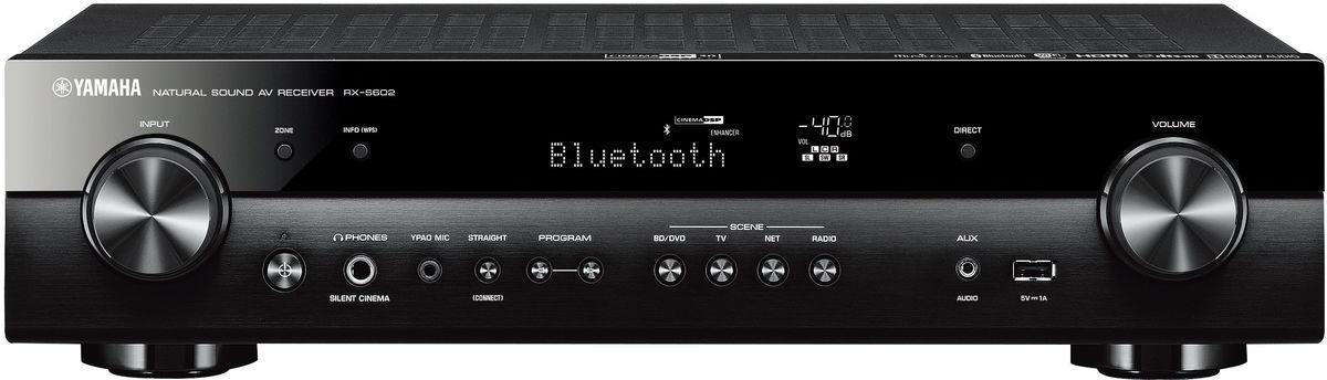 Yamaha - RX-S602 Amplificateur Audio Vidéo 5.1