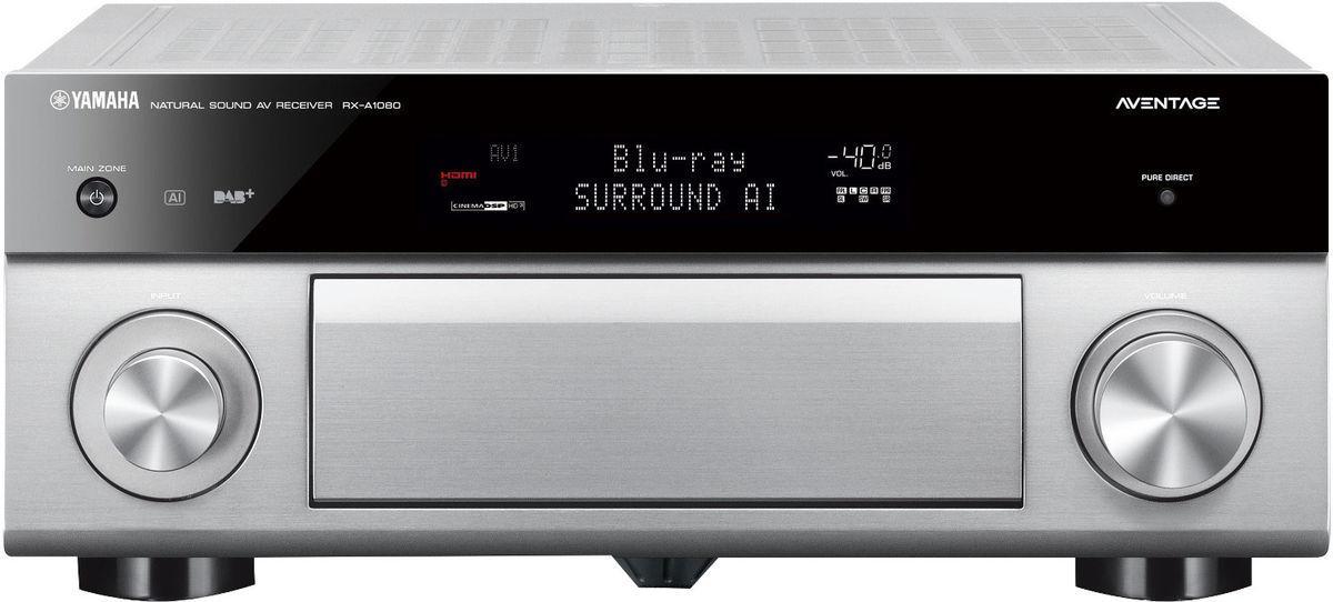 Yamaha - AVENTAGE RX-A1080 Amplificateur Audio Vidéo 7.2