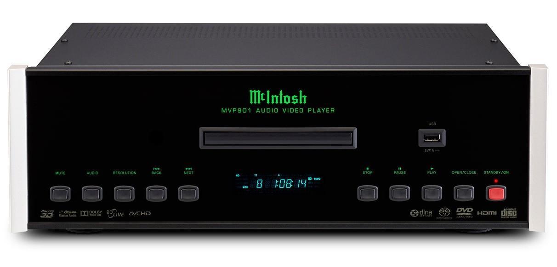 Lecteur Blu-Ray Mc Intosh - MVP 901