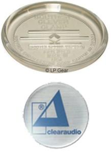 Clearaudio - Clever Clamp Palet presseur vinyle