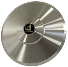 Clearaudio - Quattro Clamp Flat SteelPalet presseur vinyle