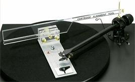 Project - Align It Outil d'ajustement de cellule vinyle phono