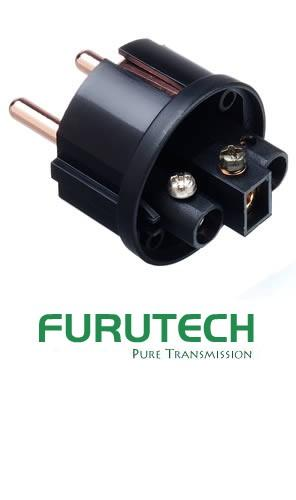 Furutech - FI-E11-N1 Connecteurs secteur Schuko