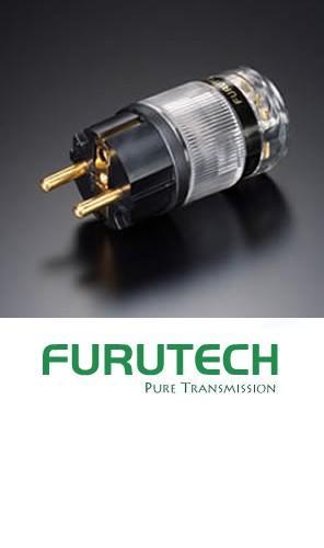 Furutech - FI E35(G) N1 Connecteurs secteur Schuko