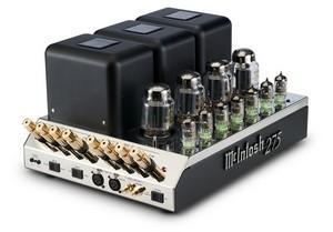 Amplificateur de puissance à tubes stéréo Mc Intosh - MC 275 v6 modèle d'exposition