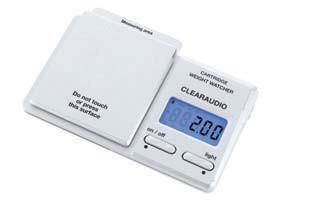 Clearaudio - Balance pour réglage force d'appui cellule