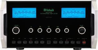Amplificateur intégré stéréoMc Intosh - MA 7000 Occasion