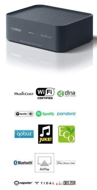 Yamaha - WXAD-10 Lecteur réseau streamer MusicCast