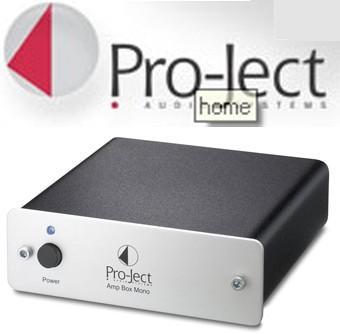 Project - Amp Box Mono Amplificateur de puissance Bloc mono