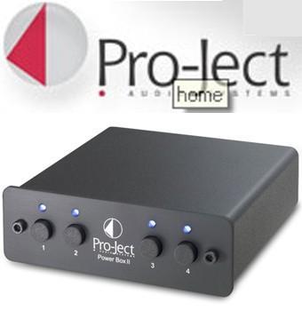 Project - Power Box II Alimentation séparée