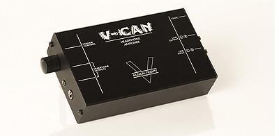 Musical Fidelity - V CAN Amplificateur pour casque