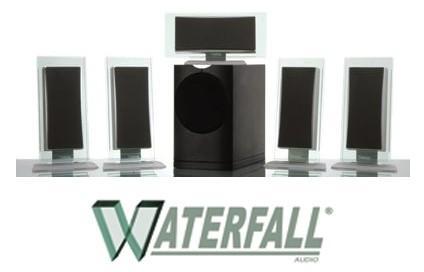 Waterfall - Orchestre Symphonique Pack Home cinéma 5.1