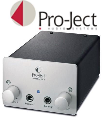 Project - HeadBox SE II Amplificateur pour casque