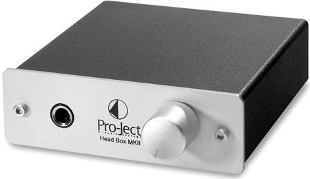 Project - Head Box II Amplificateur pour casque