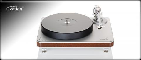 Clear Audio - Ovation Basique Silver + Bras Tracer silver (Destockage)