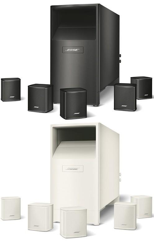 Bose - Acoustimass 6 Serie V Pack Enceintes Home cinéma 5.1