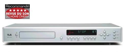 T+A - SACD 1245 R Lecteur CD et SACD (Modèle d'exposition)