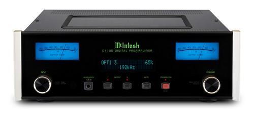 Convertisseur numérique analogique / préamplificateur Mc Intosh - D 1100