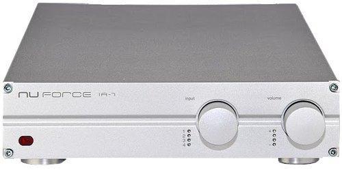 Nuforce - IA-7 Amplificateur intégré stéréo (Modèle d'exposition)