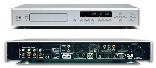T+A - SADV 1245R Lecteur Universel Blu-Ray