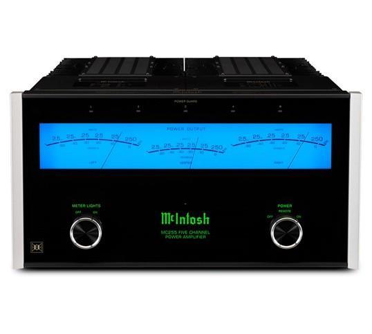 Amplificateur de puissance 5 canaux Mc Intosh - MC 255