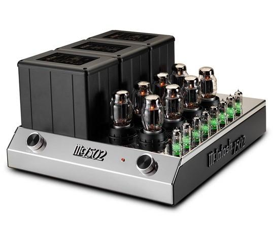 Amplificateur de puissance à tubes stéréo Mc Intosh - MC 1502
