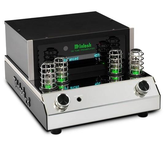 Préamplificateur à tubes Mc Intosh - C 8