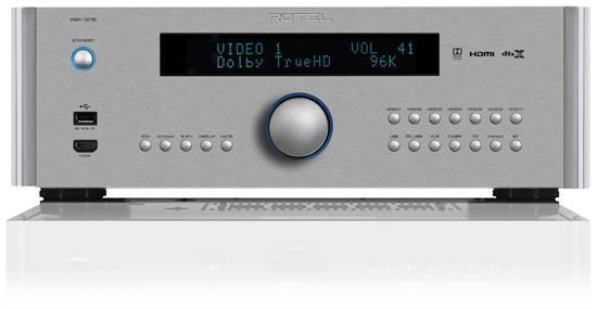 RSP-1576 Préamplificateur Home Cinéma 7.1 4K Dolby Atmos