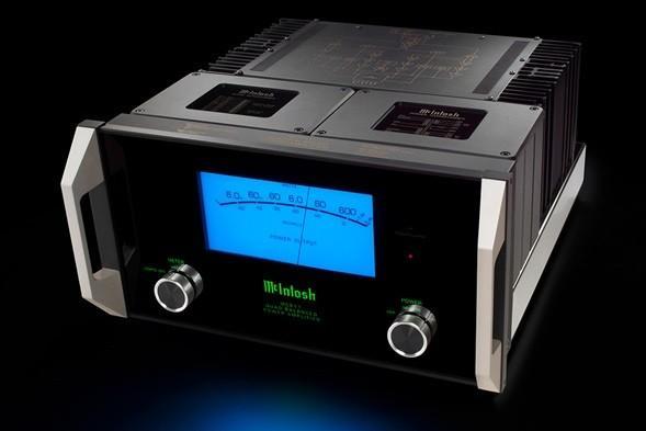 Amplificateur de puissance Bloc Mono Mc Intosh - Mc Intosh MC 611