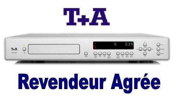 T+A - SADV 1250 R HD Lecteur Universel Blu-Ray