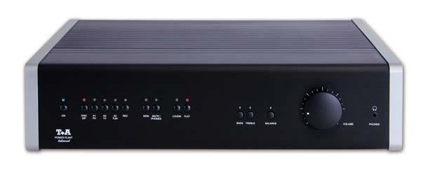 T+A - Power Plant Amplificateur intégré stéréo (Destockage)
