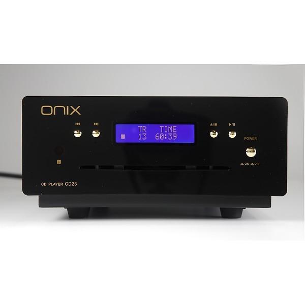 Lecteur CD Onyx - CD 25 Modèle d'exposition