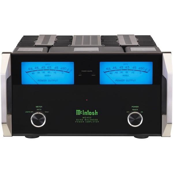 Amplificateur de puissance stéréo Mc Intosh - MC 452 dépôt vente