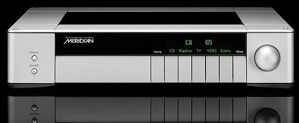 Préamplificateur Meridian - G02 Silver Destockage