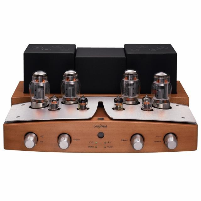 Amplificateur intégré stéréo à tubes Occasion Unison Research - Sinfonia
