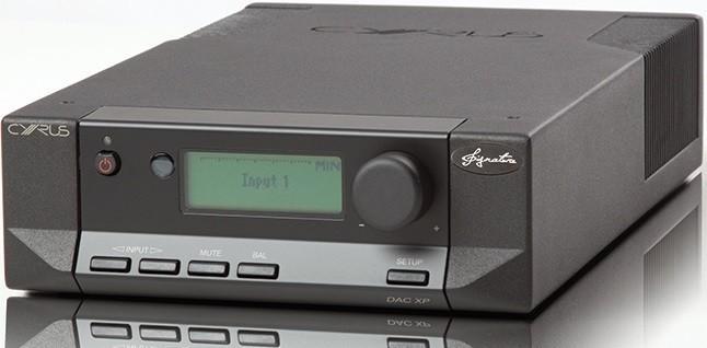 Cyrus - DAC XP Signature Préamplificateur DAC (Déstockage)