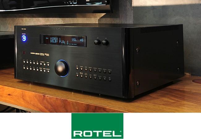 Rotel - RSX 1562 Amplificateur Audio Vidéo 7.1