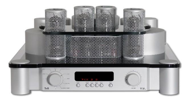 T+A - V10 Amplificateur intégré stéréo à tubes (Modèle d'exposition)