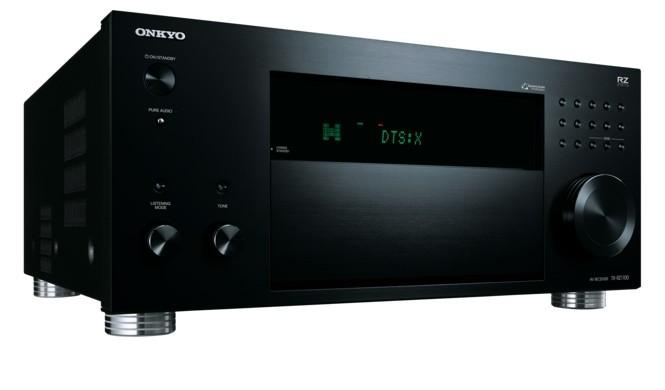 Onkyo - TX-RZ1100 Amplificateur audio vidéo 7.1 4K Dolby Atmos