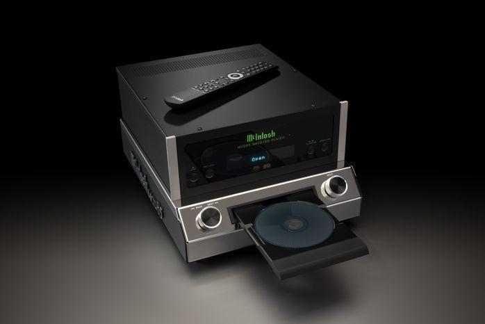 Mc Intosh - MCD 85 Lecteur CD/SACD / Convertisseur DAC Compact