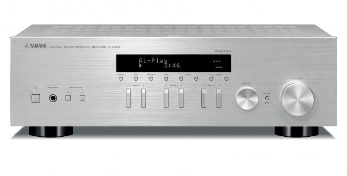 Yamaha - R-N303 D Amplificateur tuner / streamer