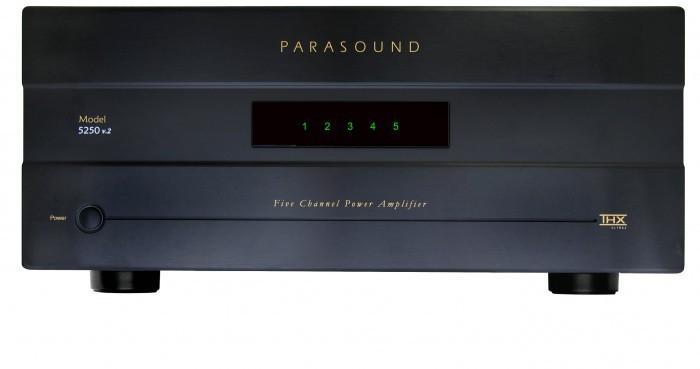 Parasound - New classic 5250 V2 Amplificateur de puissance Multicanaux