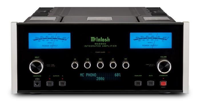 Amplificateur intégré stéréoMc Intosh - MA 8900