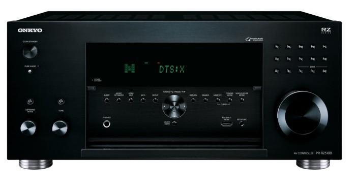 Onkyo - PR-RZ5100 Préamplificateur home cinéma Dolby Atmos