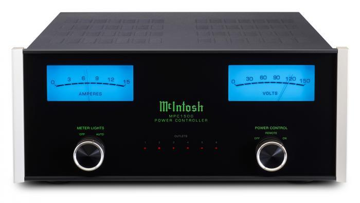 Barrette secteur et filtrée Mc Intosh - MPC 1500
