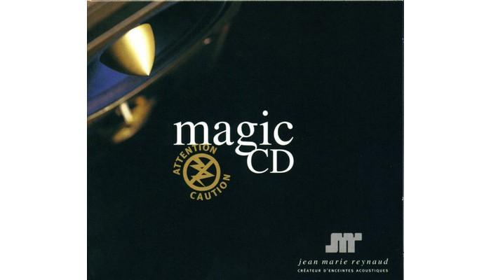 Jean Marie Reynaud - Magic cd