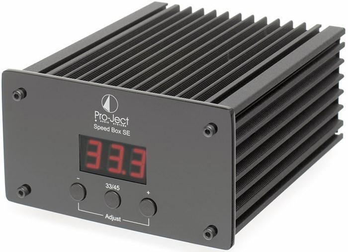 Project - Speed Box SE Variateur de vitesse électronique pour platine