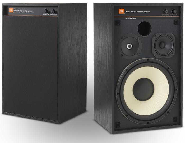JBL - 4312G Studio Monitor